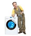Plumbing-in-washer