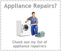 Book Appliance Repairs
