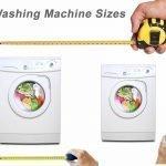 Washing machine sizes featured