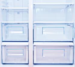 Broken Freezer Drawer
