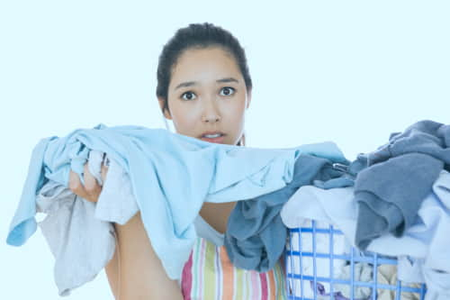 Problems with laundry results